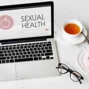 Sexual Health Diseases Women Awareness Concept