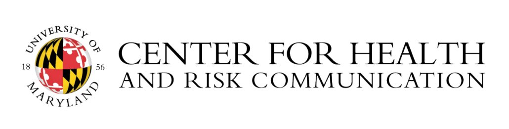 Center for Health and Risk Communication